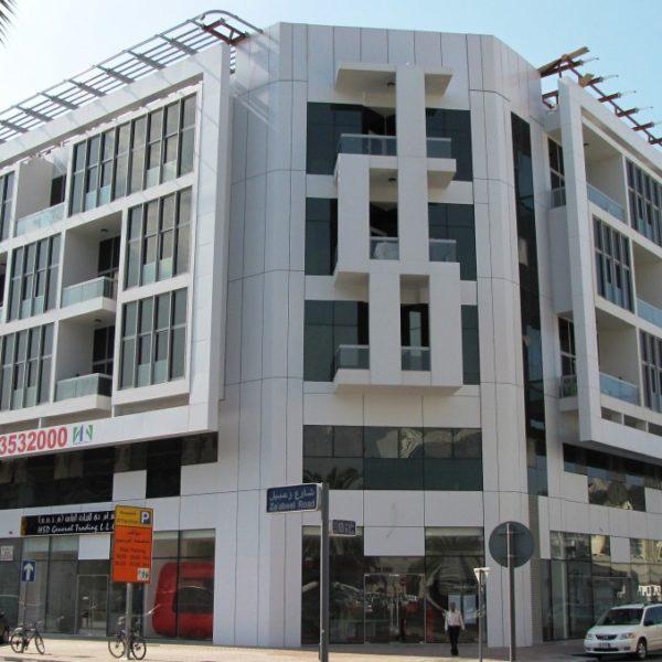 Residential Building Dubai