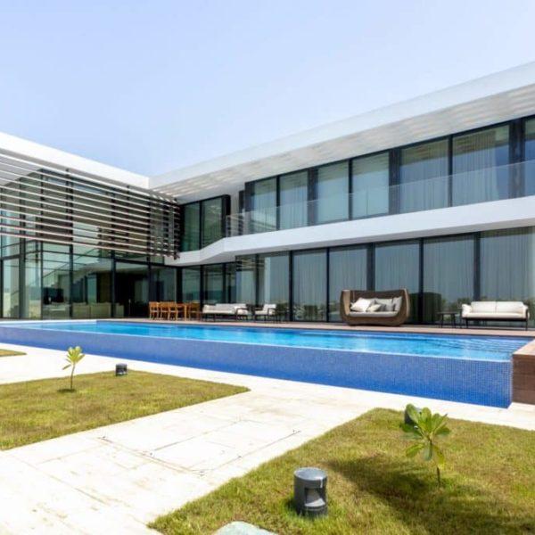 Luxurious Villa at Palm Jumeriah