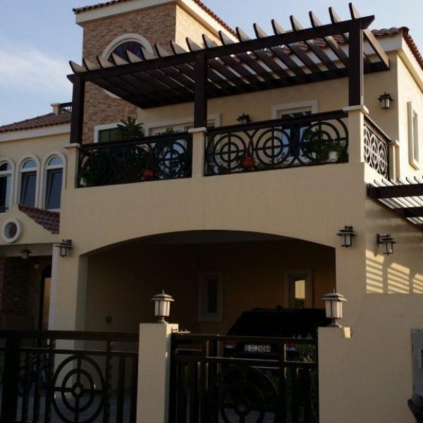 Villa at Dubailand