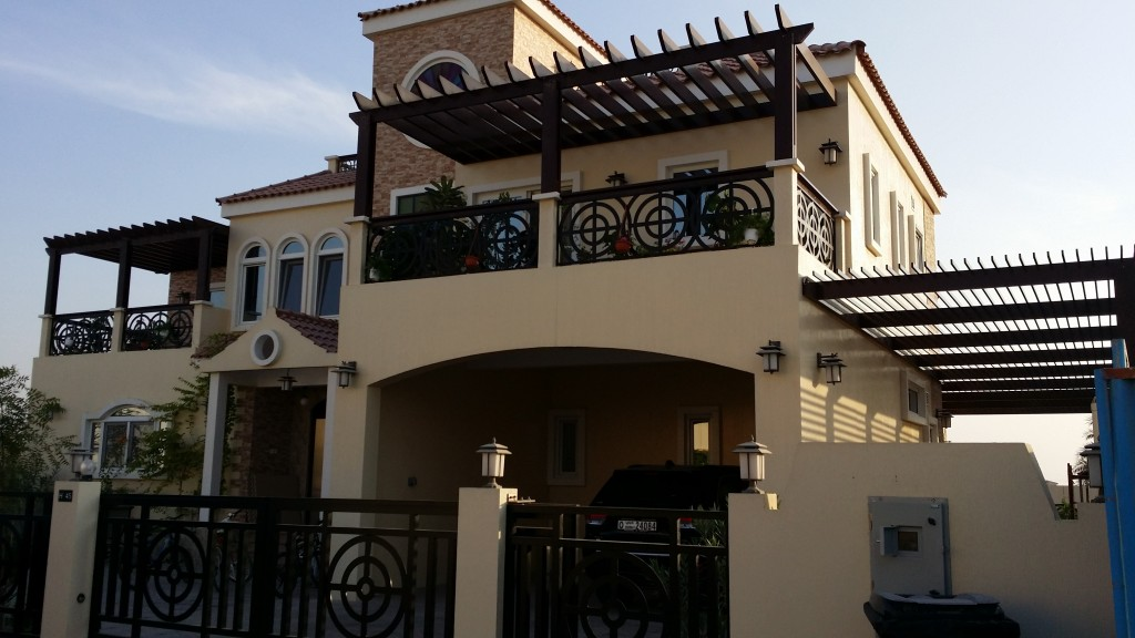 Villa at Dubailand